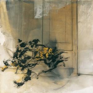 1 Fascine – 1993 – terre e pigmenti su tela – cm.176x176
